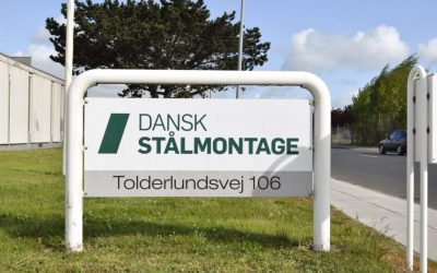 NEW PARTNER AT DANSK STÅLMONTAGE